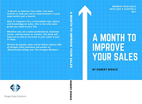 A Month to Improve Your Sales (English Edition)