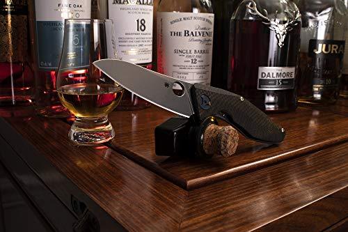 Spyderco Drunken Prestige Premium Folding Knife with 3.50