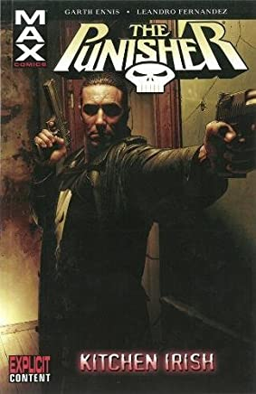 Punisher Max Volume 2: Kitchen Irish TPB
