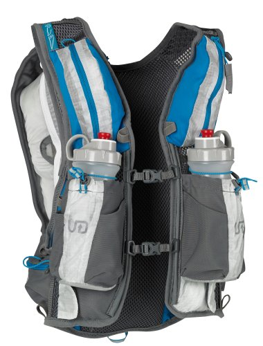 Ultimate Direction PB Adventure Vest - Mochila, Color Gris, Talla S/M