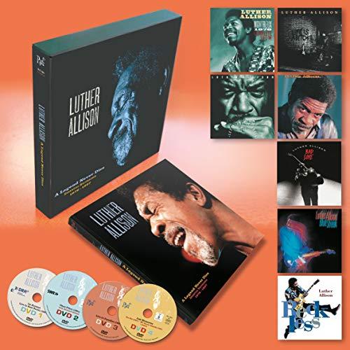 Legend Never Dies-Essential Recordings 1976/1997/Livre Relie Grand Format 88 Pages