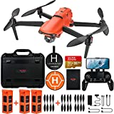 Autel Robotics EVO 2 Drone 8K HDR Video Rugged Bundle with $498 Value Accessories Kit (2021 Newest Ver.)