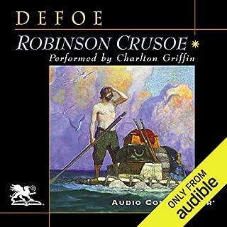 Robinson Crusoe                   Autor:                                                                                                                                 Daniel Defoe                               Sprecher:                                                                                                                                 Charlton Griffin                      Spieldauer: 12 Std. und 8 Min.     7 Bewertungen     Gesamt 4,4