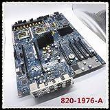 Calvas 820-1976-A 630-9045 630-7608 661-3919 MA356LL/A 2006-2007 Dual CPU 2.66GHz SL9RU motherboard Logic Board for Mac Pro 1,1 A1186
