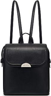 حقيبة ظهر عصرية للنساء من ناين ويست - لون اسود