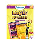 Skillmatics Educational Game: Logic Puzzles (6-99 Years) | Erasable and Reusable Activity Mats…