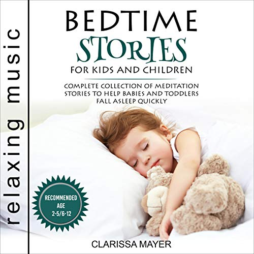 Bedtime Stories for Kids and Children  By  cover art