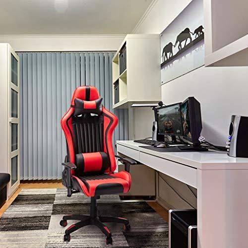 SLYPNOS Gaming Stuhl Racing Stuhl Bild 5*