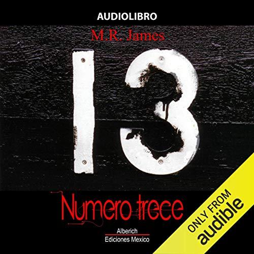 Numero trece [Number Thirteen] cover art