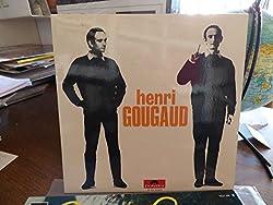 Henri Gougaud : Espagne format 25 cm disque polydor 45 612