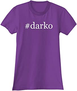 #Darko - A Soft & Comfortable Hashtag Women's Junior Cut T-Shirt