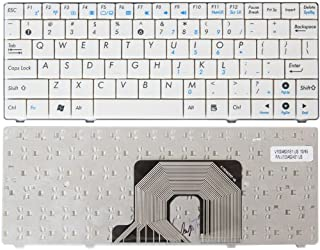 Asus Laptop Keyboard Replacement for Asus EEE PC T91, S101 Laptops -