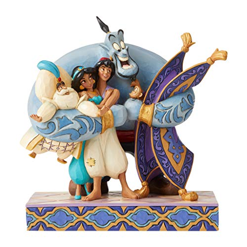 Disney, Figura de personajes de Aladín Traditons, Enesco