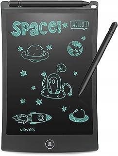 Retoo Elektronisch schrijfbord met uitwisbare, anti-cleance-functie en 8,5 inch LCD-scherm, schilderbord voor noteren en t...