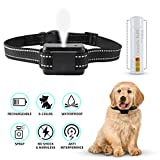 Best Citronella Bark Collars - KATUR Citronella Bark Collar, [2019 Newest] Rechargeable Waterproof Review