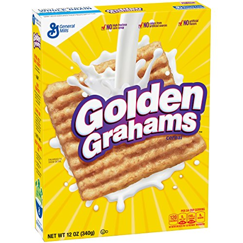 Golden Grahams, Cereales para tomar en frío - 340 gr.