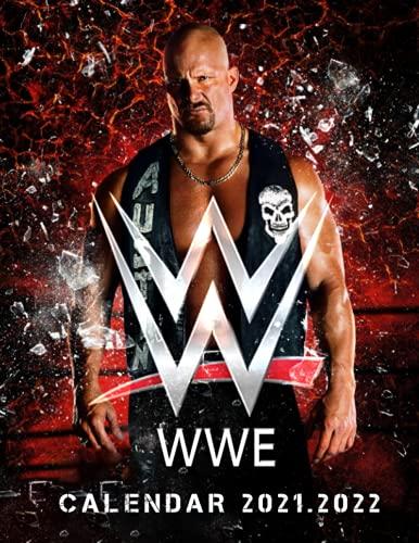 WWE: SPORT Calendar – 2021.2022 – 17 x 11 Big Size High Quality – Resolution Images