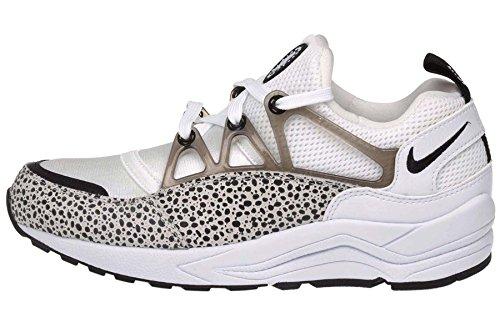Nike W Air Huarache Light Prm, Scarpe da Fitness Donna, Bianco (White/Black) (Nero), 42 EU