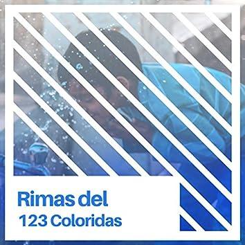 # Rimas del 123 Coloridas