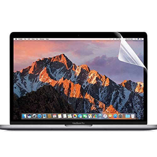 ProElife 2-Pack Screen Protector for 2020-2018 Macbook Air 13 inch (Model A1932/A2179/A2337 M1 Chip) & 2020-2016 Macbook Pro 13 inch (Model A2289/A2251/A2159/A1706/A1989/A2338 M1 Chip) (Crystal Clear)
