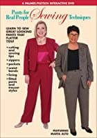 Pants for Real People: Sewing Techniques [DVD]