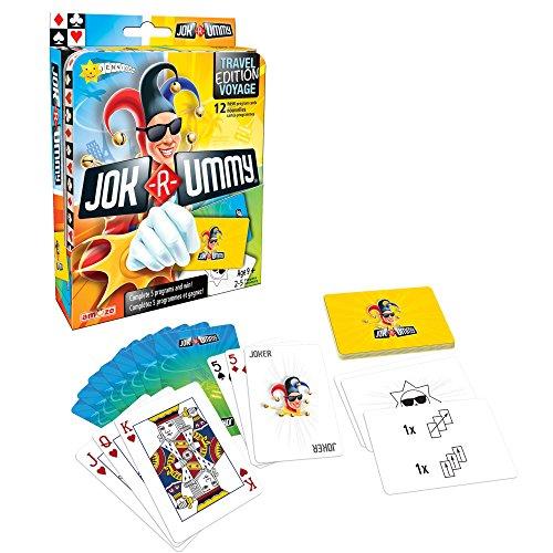 Editions Gladius International JOKRUmmy Travel Edition Multiplayer Card Game