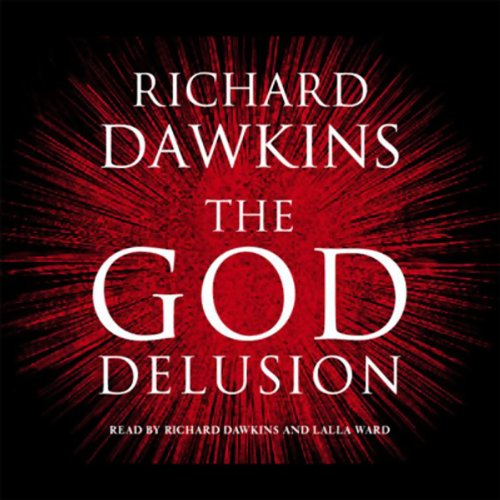 The God Delusion audiobook cover art