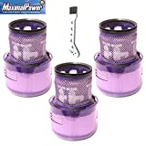 MaximalPower Replacement Washable and Reusable Vacuum Filter for Dyson V11...