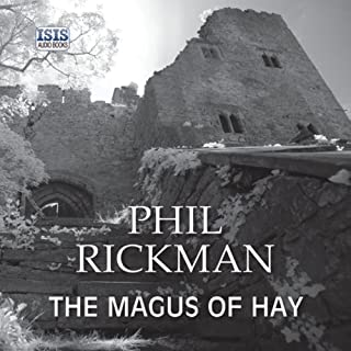 The Magus of Hay                   By:                                                                                                                                 Phil Rickman                               Narrated by:                                                                                                                                 Emma Powell                      Length: 14 hrs and 40 mins     110 ratings     Overall 4.5
