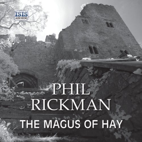 The Magus of Hay audiobook cover art