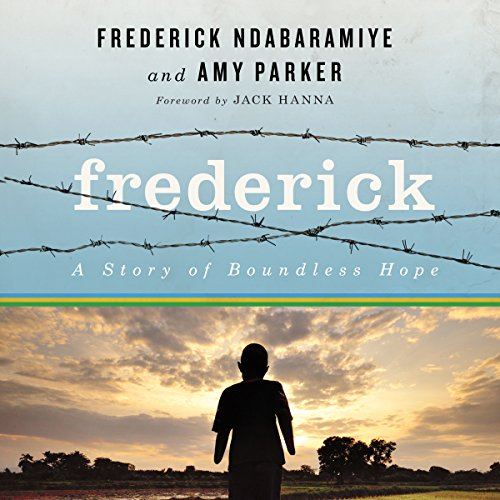 Frederick audiobook cover art