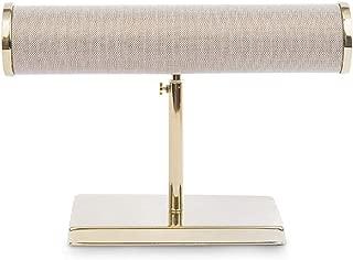 West Emory Estate Collection Golden Adjustable Height Bracelet Bar for Vanity and Dressing Table