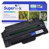 SuperInk Compatible Toner Cartridge Replacement for Samsung 105 MLT-D105L 105L MLTD105L Use with Samsung ML-2525 ML-2525W ML-2545 ML-1915 SCX-4623F SCX-4623FN SF-650 Printer (Black, 1 Pack)
