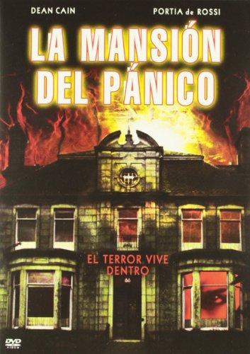 LA MANSION DEL PANICO [DVD]