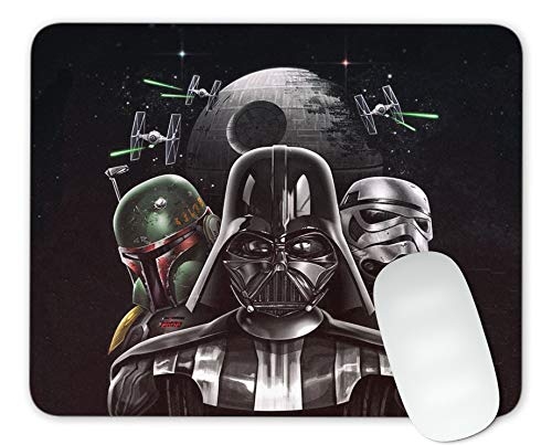 Timing&weng Star Wars Mouse pad Gaming Mouse pad Mousepad Nonslip Rubber Backing