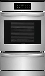Frigidaire FFGW2426US 24 Inch 3.3 cu. ft. Total Capacity Gas Single Wall Oven with Storage, in Stainless Steel
