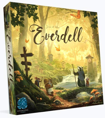 Starling Games everdell Standard Edition 2nd Edition