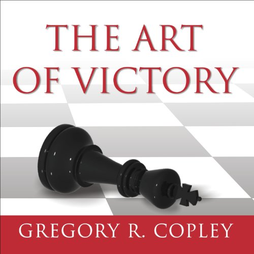 The Art of Victory audiobook cover art