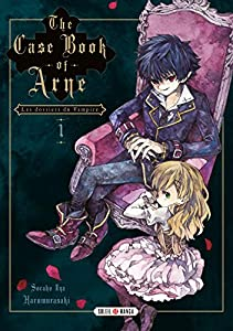 The Case Book of Arne : Les Dossiers du Vampire Edition simple Tome 1