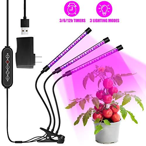 Bawoo LED Pflanzenlampe Pflanzenlicht