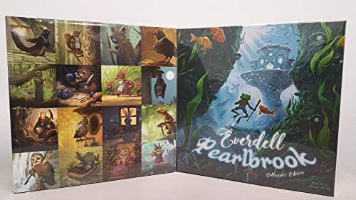 Starling Games everdell: sammler Bundle: core-Game + pearlbrook