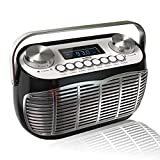 Best Clock Radio With Presets - Detroit, FM AM Radio Alarm Clock Bedside Mains Review