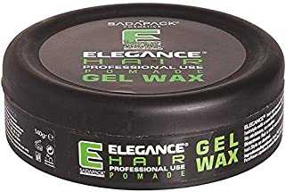 Elegance Hair Pomade Gel Wax, Green