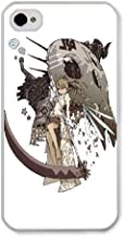 HD exquisite image for iPhone 4 4s Cell Phone Case White maka albarn soul eater AMI5560763