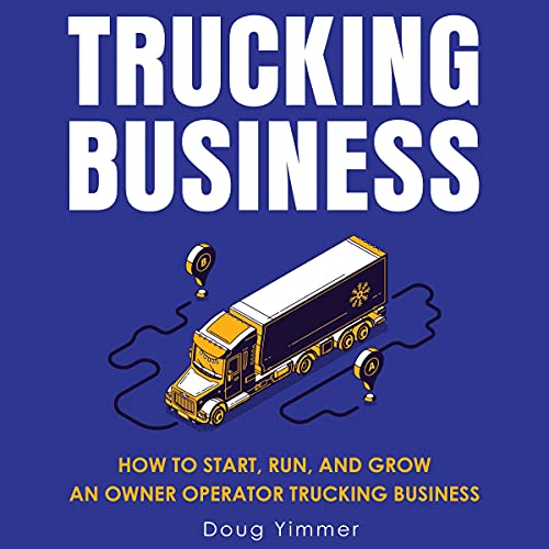 Trucking Business cover art