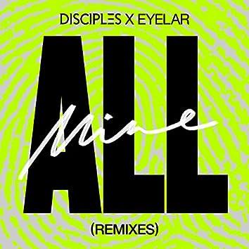 All Mine (Remixes)
