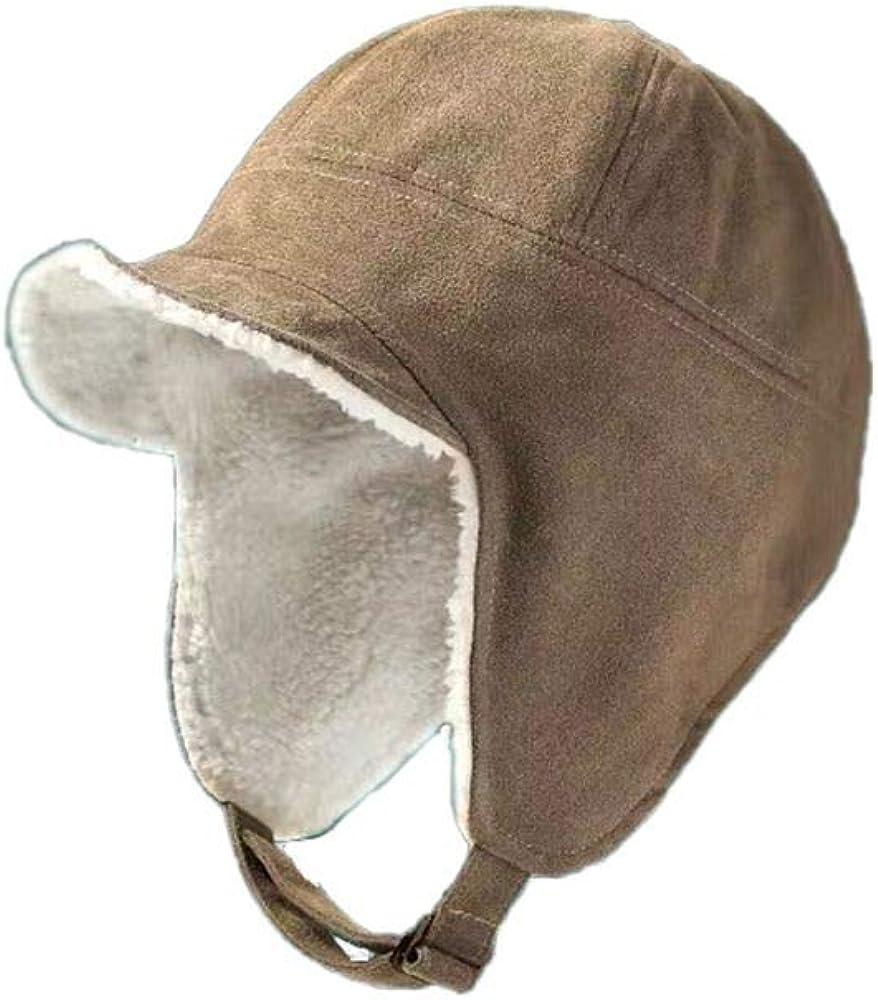 Clape Winter Bomber Hat Ear Flaps Ushanka Snow Eskimo Hat Russian Trapper Hat