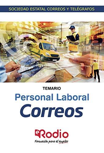 Correos. Personal Laboral. Temario: Sociedad Estatal Correos y Telégrafos: 1 (Oposiciones)