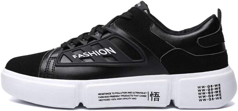ZIXUAP Herrenschuhe Herbstmode Wild Trend Freizeitsport Schuhe Mnner und Frauen Harajuku Komfortable Rutschfeste Schuhe