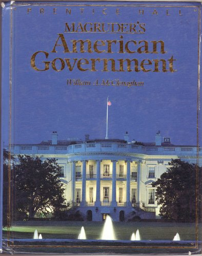 Magruder's American Government, 1989